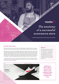 The Anatomy of a Successful Ecommerce Store